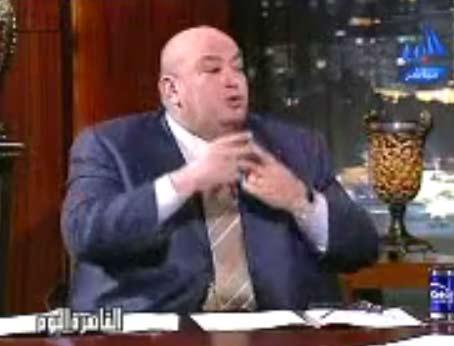 عماد اديب : ان لم يرشح جمال مبارك سيتحكم الجيش بمصير مصر   فيديو