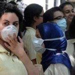 الوفاة 21 بمرض انفلونزا الخنازير في مصر