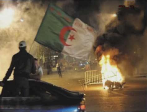 اعتداء الجزائريين على المصريين في مارسيليا و باريس يثير غضب الفرنسيين