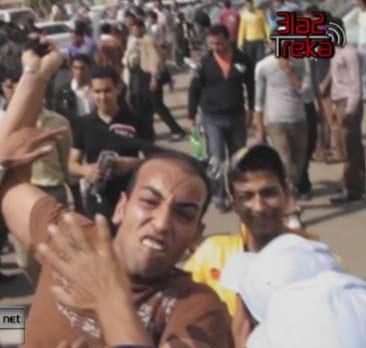 عماد الدين اديب : اعتداء الجزائريين مؤامرة جزائرية قطرية ضد مصر