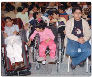 يسري الجمل: 20 مدرسة جاهزة لدمج ذوي الاحتياجات الخاصة