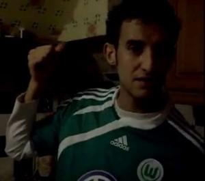 احداث مباراة مصر والجزائر   اعتداء الجزائريين على الجمهور المصري