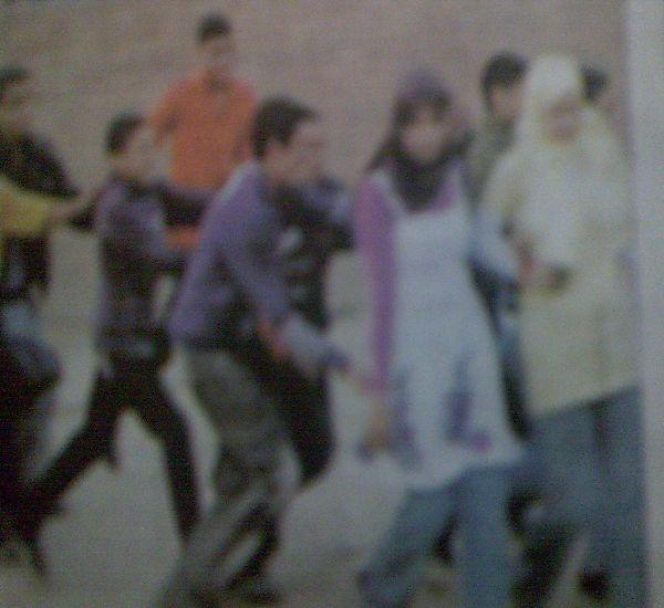 فتيات تعرضن لتحرش جنسي جماعي في العيد