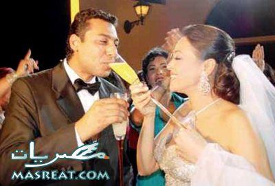 فرح داليا البحيري - زواج داليا البحيري