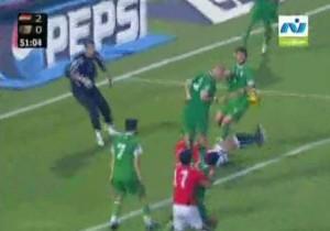 بث مباشر مباراة مصر والجزائر في السودان مشاهدة اون لاين