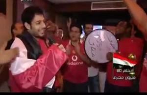 اغنية تشجيع مصر - محمد حماقي بلدي بحبها