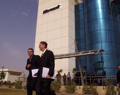 مايكروسوفت مصر تعرض أهم مزايا ويندوز