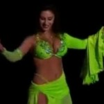 ماريا رقص شرقي و رقص بلدي
