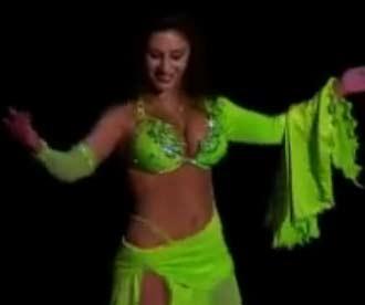 ماريا فيديو رقص بلدي على اغنية شيك شاك شوك | رقص شرقي