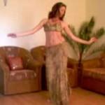فيديو رقص منازل مع روكسي من مجموعة رقص شرقي