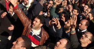 عمال مصريين في الخارج