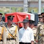 تشييع جثمان الملازم الشهيد محمد محمود عبدالله
