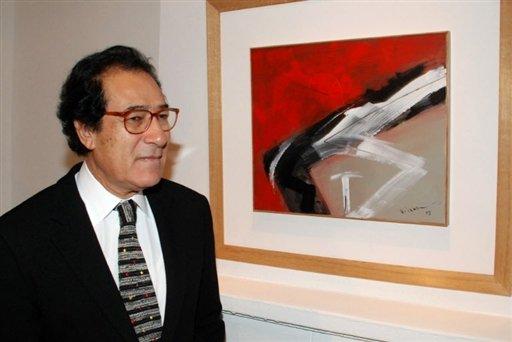 فاروق حسني: نرحب بالجزائر في معرض القاهرة الدولي للكتاب
