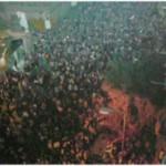 بعد معجزة الزيت بورسعيد تشهد ظهور العذراء