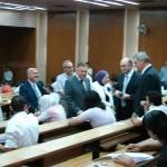 امتحانات التعليم المفتوح في جامعة القاهرة 6 فبراير
