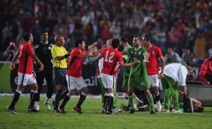 مشاهدة مباراة مصر والجزائر اون لاين