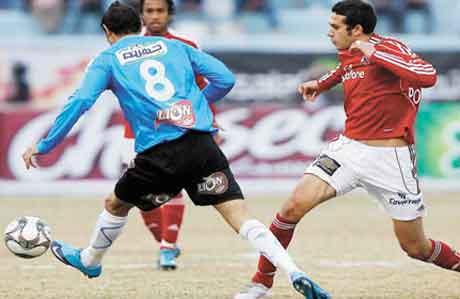 مباريات اليوم فى الدوري المصري 2011