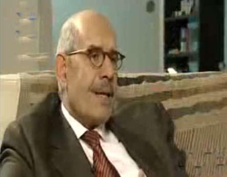 محمد البرادعي :  لن ينصلح حال المصريين دون إصلاح سياسي | فيديو