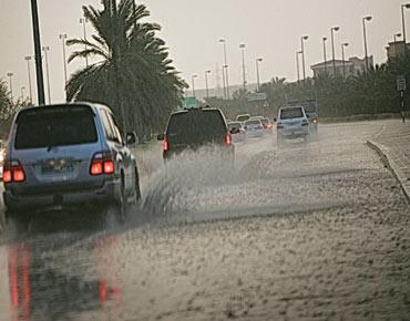 مصرع 2 واصابة 48 بسبب سوء الاحوال الجوية في مصر
