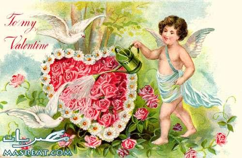 رسائل مسجات الفلانتين 2015 رومانسية عيد الحب
