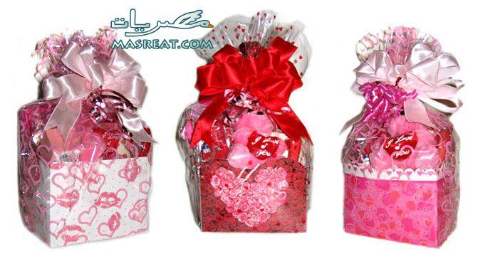 افكار هدايا لعيد الحب 2015