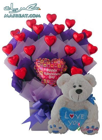 افكار هدايا عيد الحب 2013