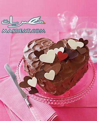 بالفيديو وصفة كيكة عيد الحب لنانسي عجرم وطريقة تحضيرها