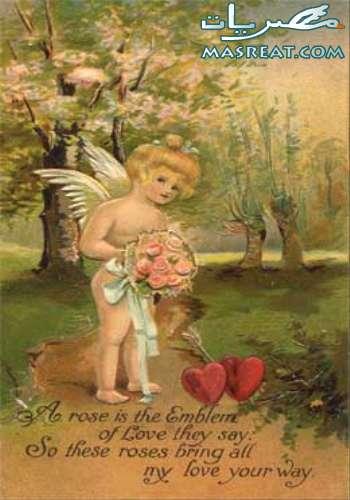 صور عيد الحب - كيوبيد