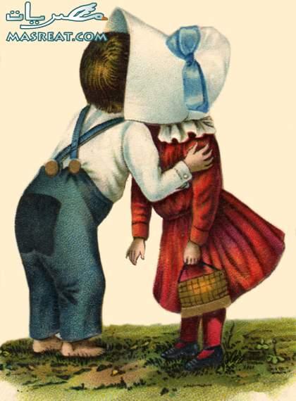 قبلة - صور عيد الحب
