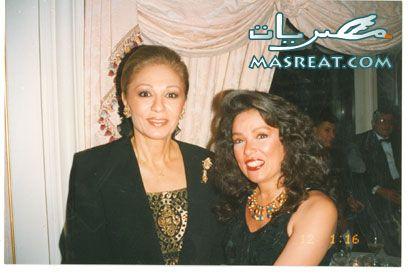 زوجة شاه ايران مع لوسي