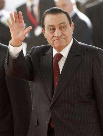تقرير حول صحة الرئيس مبارك بعد عملية المرارة في المانيا