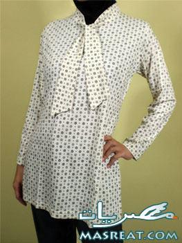 ملابس محجبات 2012 بنات