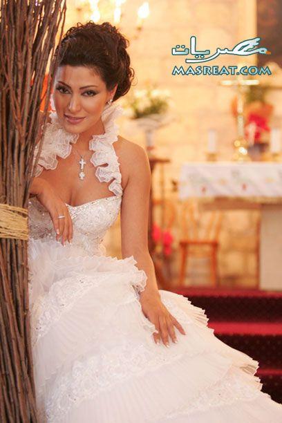 زواج مايا نصري
