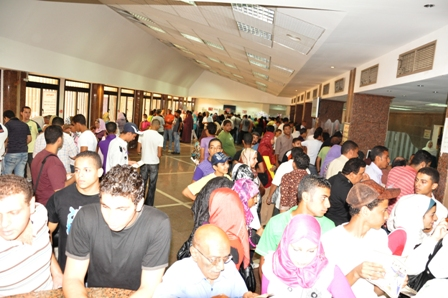 نتائج امتحانات كلية الحقوق جامعة القاهرة 2015