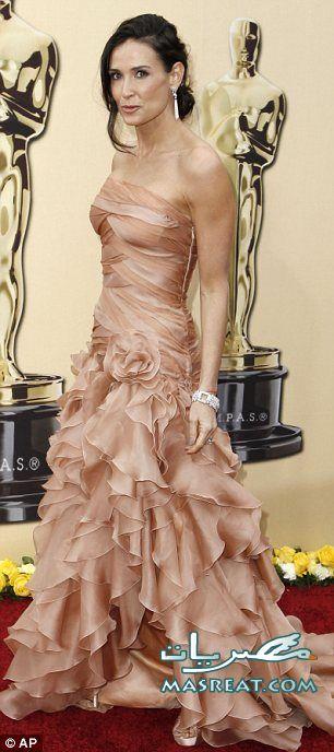 فسآآتين نجمآآت هوليوود في الاوسكار 2010 .. Oscar-dresses-11