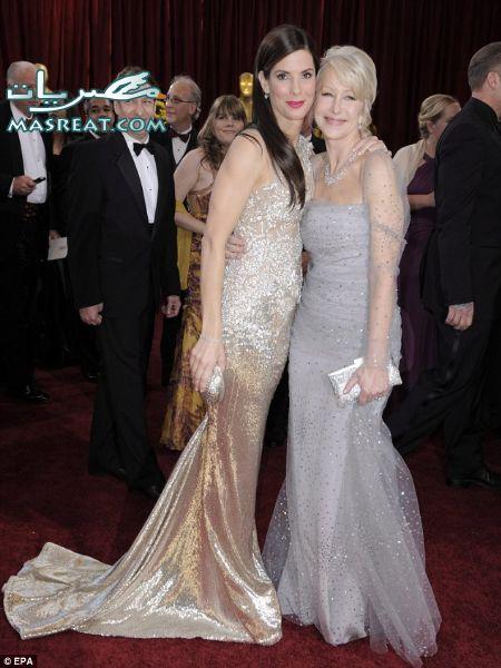 فسآآتين نجمآآت هوليوود في الاوسكار 2010 .. Oscar-dresses-3