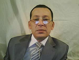 الاعلامي ناجي ابو النجا