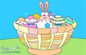 بطاقات تهنئة بمناسبة عيد القيامة المجيد كروت معايدة فلاش متحركة