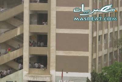 جدول امتحانات الشهادة الاعدادية 2012 القاهرة
