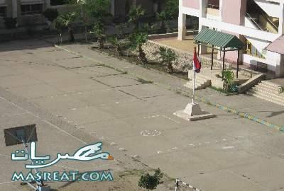 جدول امتحانات الصف السادس الابتدائي 2012 محافظة القليوبية