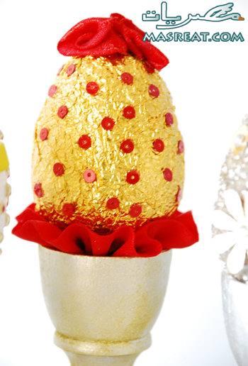 صور بيض شم النسيم بطرق منزلية طبيعية