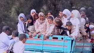 مشاهدة مصر النهاردة | محمود سعد و مدرسة مستعمرة الجذام