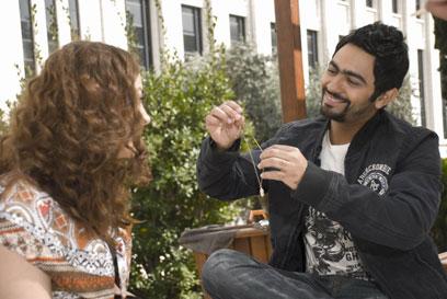 منة شلبي وتامر حسني اخر انسجام في لبنان