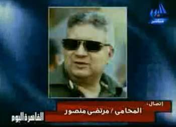 مرتضى منصور : شوبير قام باستفزازي في حلقة مصر النهاردة