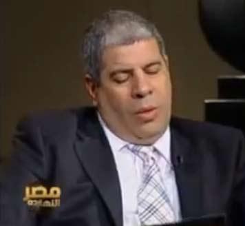 مصر النهاردة   احمد شوبير فشل في الظهور مع محمود سعد