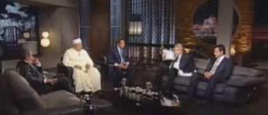 مصر النهاردة احمد شوبير ومرتضى منصور