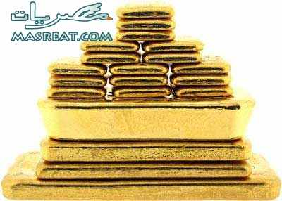 اسعار الذهب والدولار