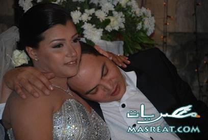 العريس نائم بـ ليلة الدخلة