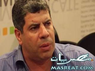 فتحي سرور يغلق ملف احمد شوبير واحداث مصر والجزائر