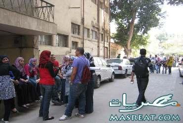 جداول و مواعيد امتحانات جامعة عين شمس 2011 تتسبب في ازمة
